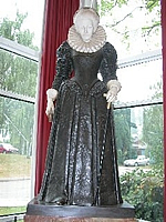 The Frampton statue of Dame Alice Owen, 1897